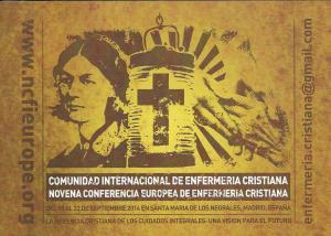 IX Conferencia Europea de Enfermería Cristiana 1jpg