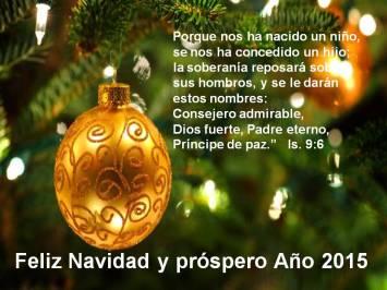 Felicitación navideña 2
